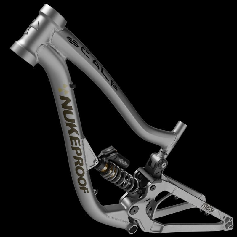 nukeproof scalp frame 3ds