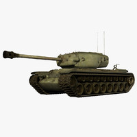 United States WWII T29 Heavy Tank