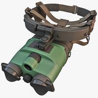 3d model yukon tracker 5x40 rx