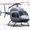 Bell 429 Military Gray