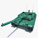 Korea Main Battle Tank XK2 Black Panther 2