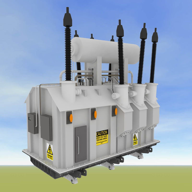 3ds industrial equipment
