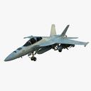 Fighter plane 3D models