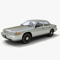 Ford Crown Victoria Car