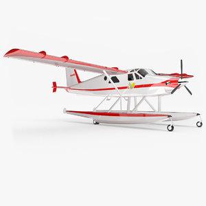 3d air dhc-2t dhc-2 model