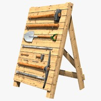 Toolholder - Tool Stand