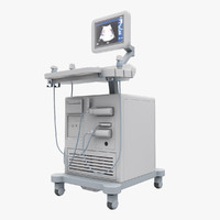 Philips HD7xe Ultrasound System