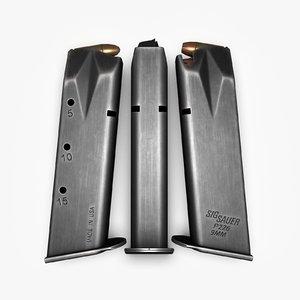 sig sauer p226 9mm pistol max