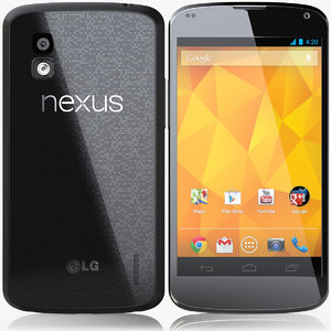 nexus 4 3d max