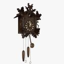 Cuckoo Clock 3D models