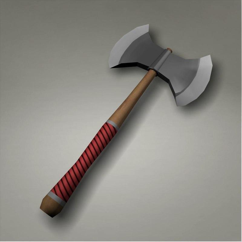 max antique axe