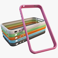 iPhone 4 Bumpers Set