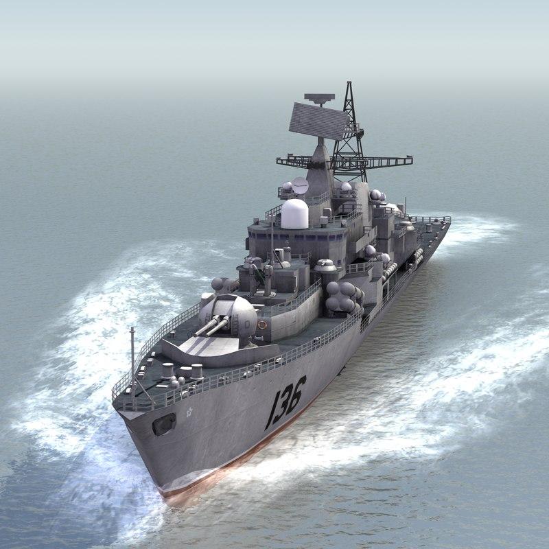 3d chinese haizhou model