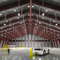 Hangar For Commercial Aircrafts