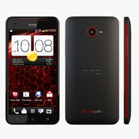 3d smartphone htc droid dna