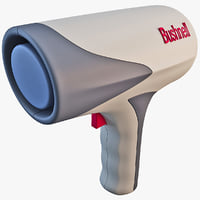 3d bushnell velocity speed gun