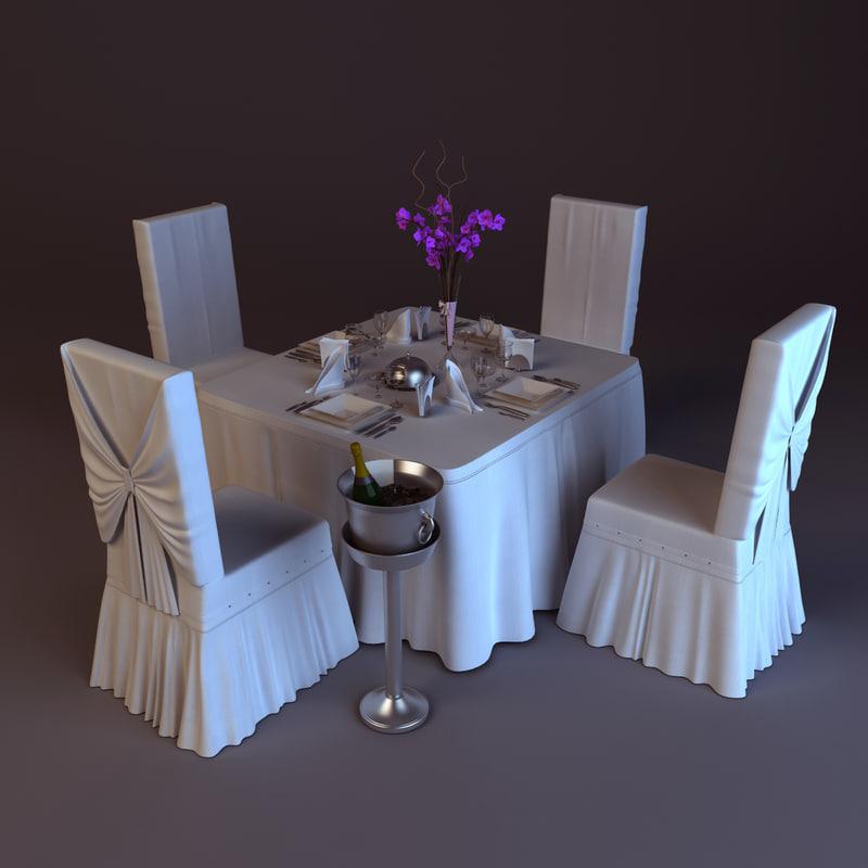 max banquet table