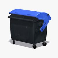 Dumpster_Blue