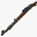 rifle 3D models