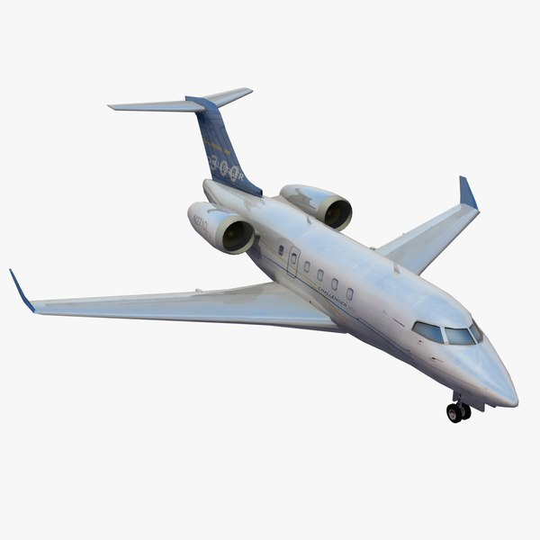 max bombardier challenger private jet