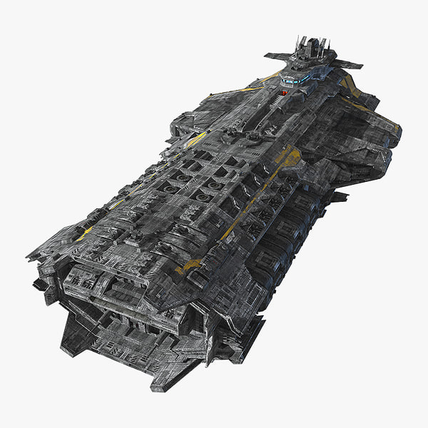 max scifi frigate