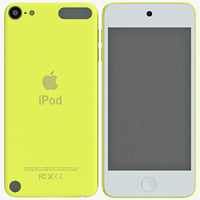 Ipod Touch Generation 5th Green