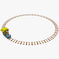 3ds toy train track