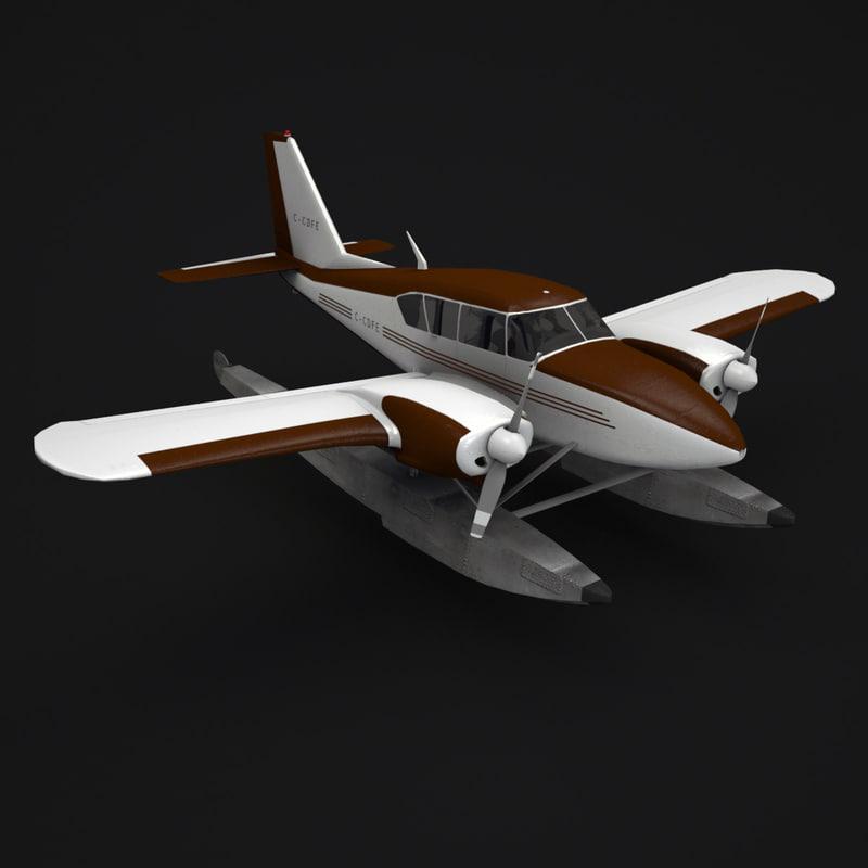 floatplane lp 3d 3ds