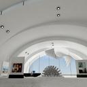 museum interior 3D models