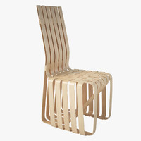 Knoll - High Sticking Chair