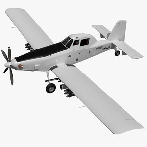 3ds max air tractor