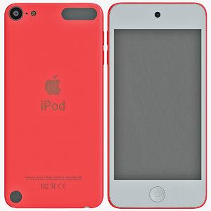3d model generation ipod nano player