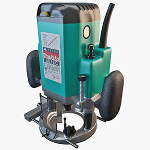 max makita 3612cx plunge router