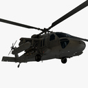 Military Utility Helicopter 3D models