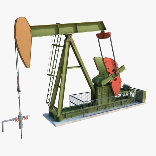 max oil pump animation