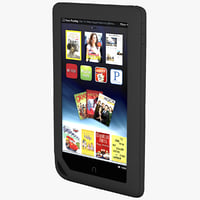 3d barnes noble nook