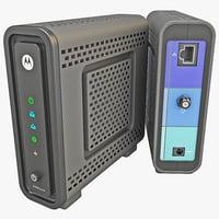 Motorola SB6121 Modem