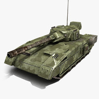 Tank Sci-Fi 1