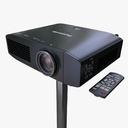 projector 3D models