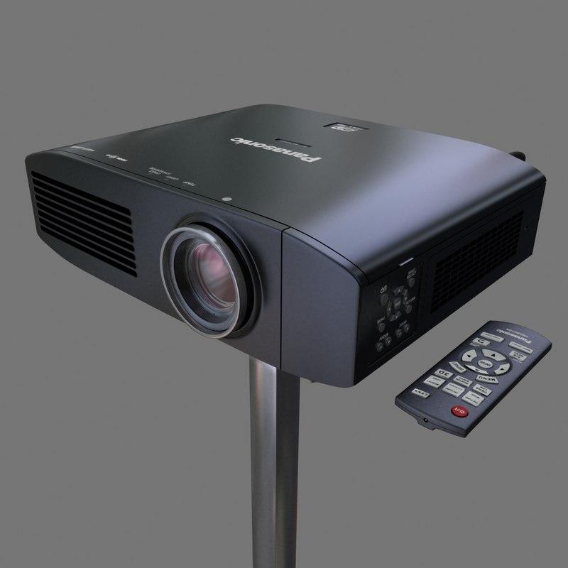 3d hd projector