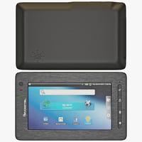3d tablet pandigital r70b200 star