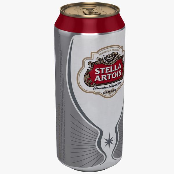 stella artois beer max