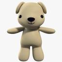 Toy Dog 3D models