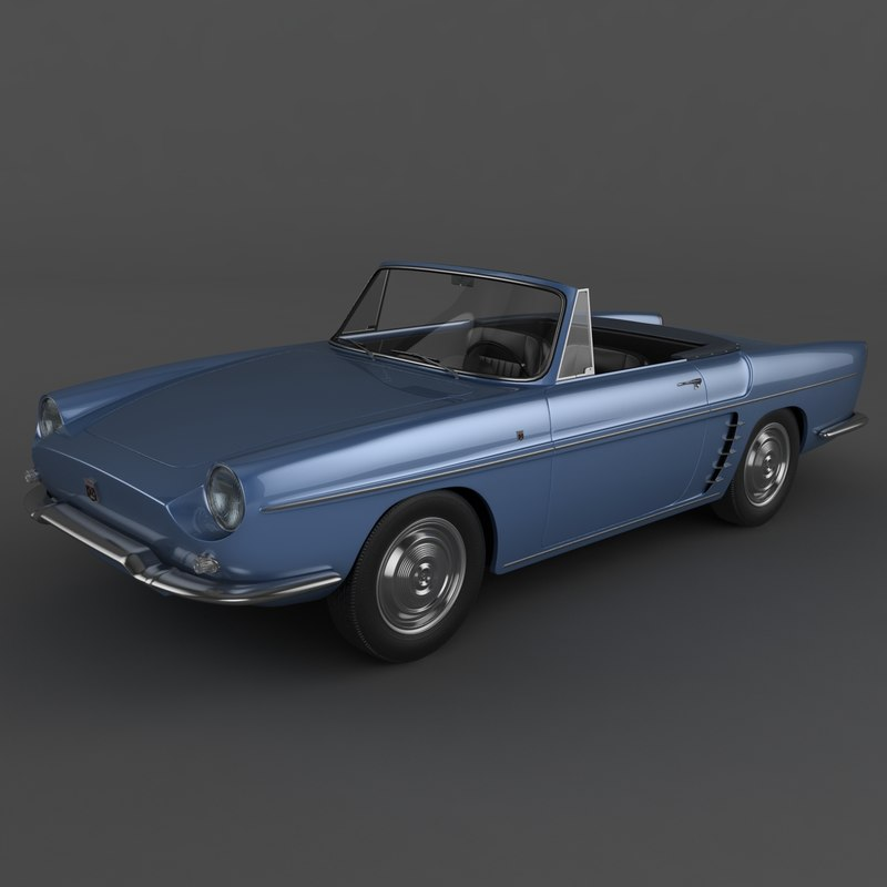 max renault avelle 1961