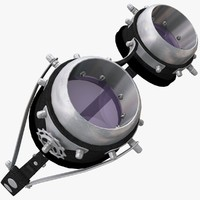 sf steampunk goggles max
