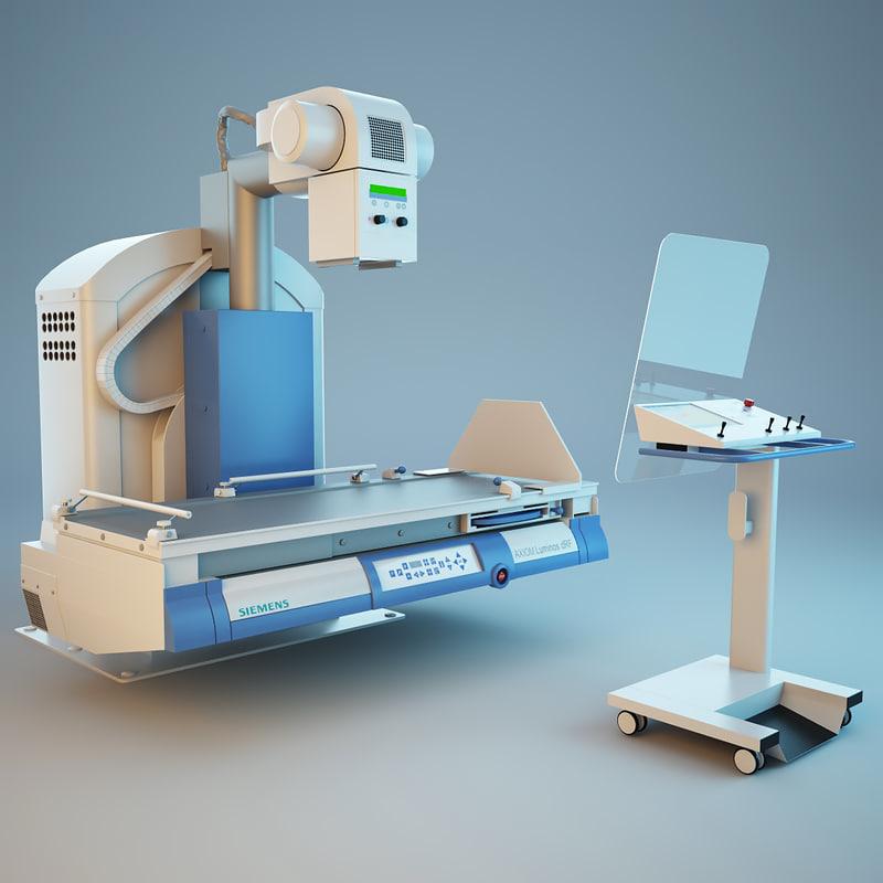 3ds fluoroscopy axiom luminos drf
