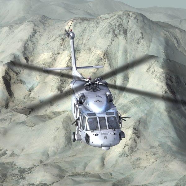 MH60S Knighthawk LW