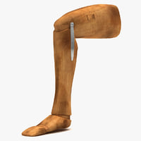 Prosthetic Leg 3