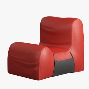 s chair armless