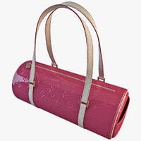 handbag accessories 6 3d model
